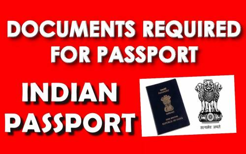 documents for passport