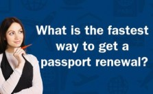 Passport Renewal Online: How to Renew Passport?